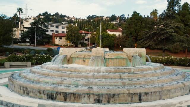 William Mulholland Memorial Fountain