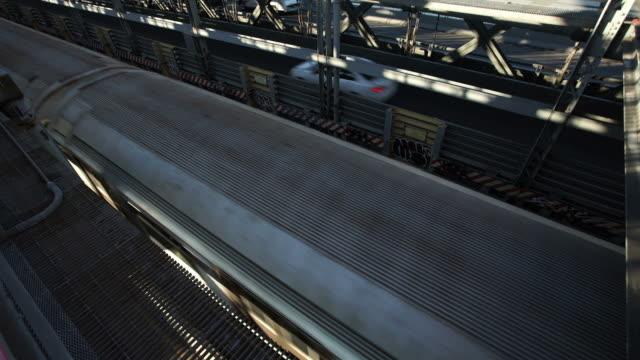 Williamsburg Bridge - video