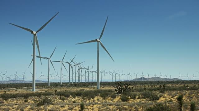 Wind Farm in California video