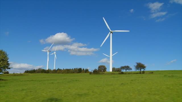 HD-Wind Farm (Fahrerperspektive – Video