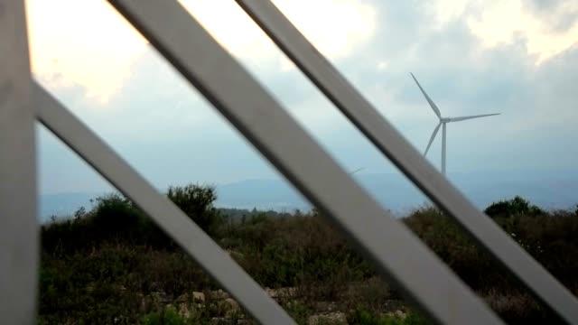 Wind power in the field video