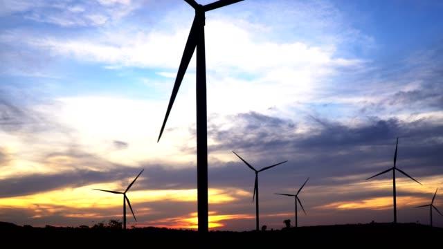 wind power mills ,thailand video