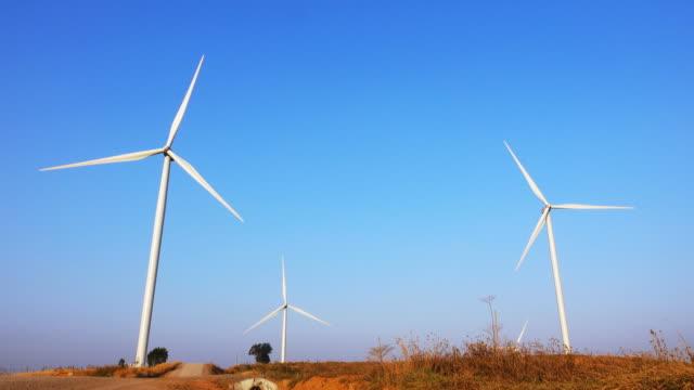 Wind power plant video