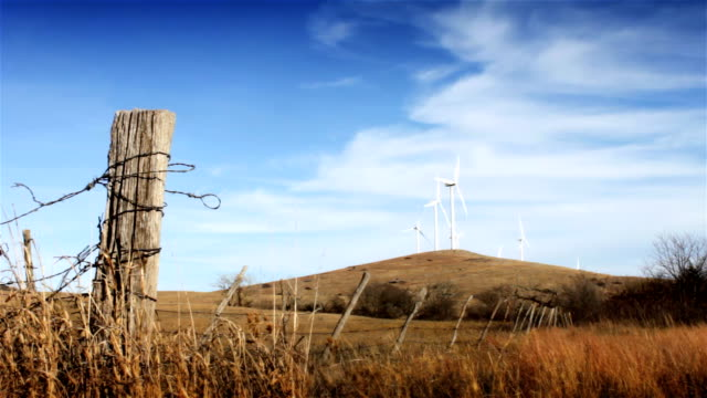 Wind Turbine 5 video