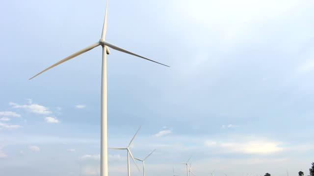 wind turbine stop video