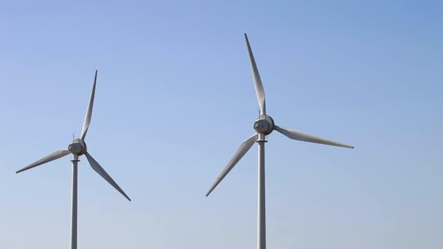 HD: Wind Turbine video
