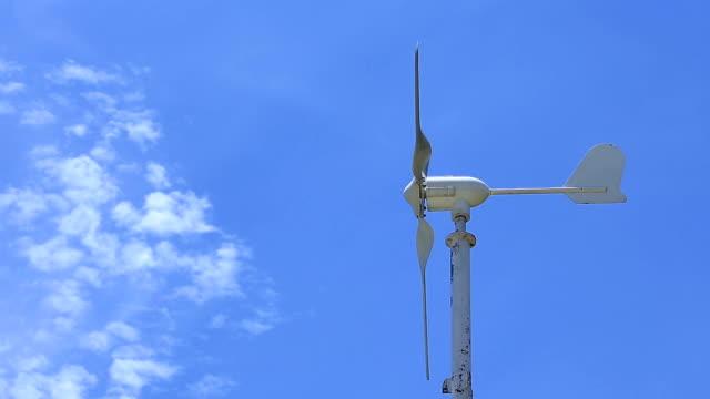 Rüzgar Türbini video