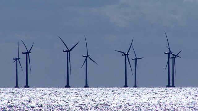 vindkraftverk - sweden bildbanksvideor och videomaterial från bakom kulisserna