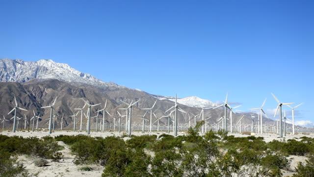 Wind Turbines - HD Video video