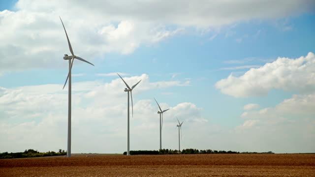 Wind Turbines Landscape 3