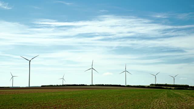 Wind Turbines Landscape 5
