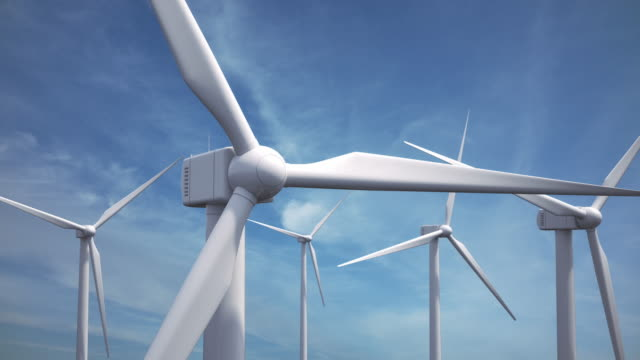 Wind Turbines | Loopable http://i.imgur.com/Z24r0.jpg wind power stock videos & royalty-free footage
