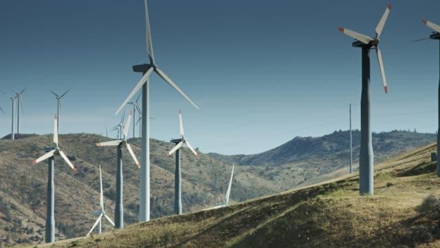Wind Turbines on Steep Slopes video