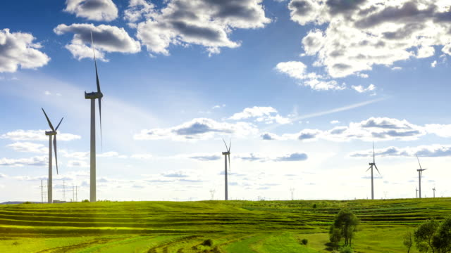 Wind Turbines video
