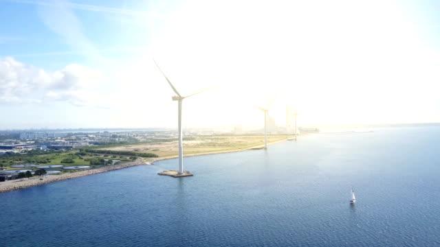 風力タービン ビデオ