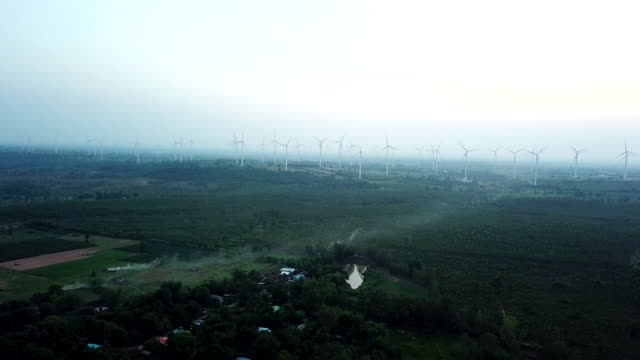 Windmill power technology for green energy