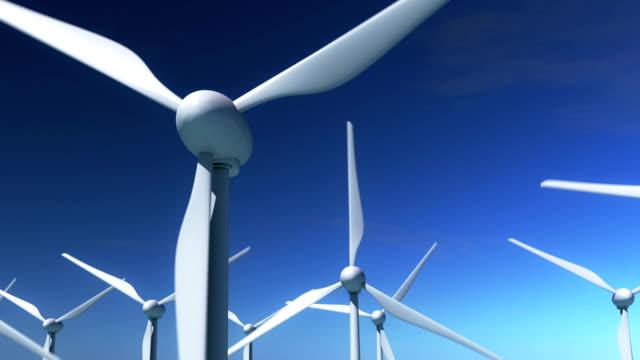 Windmills loopable video