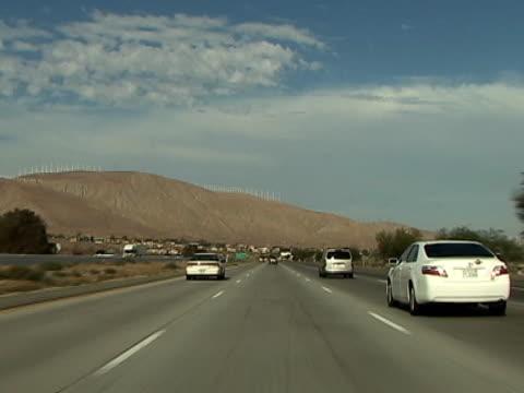 Windmills Near Palm Springs video