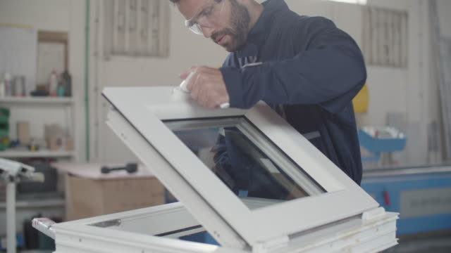 PVC Windows and doors industry video