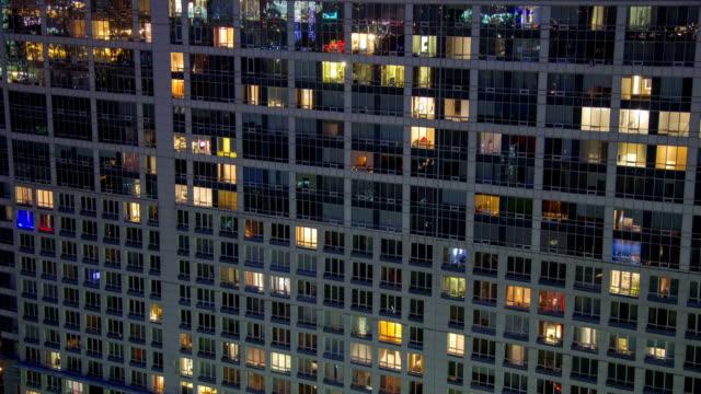 Windows światło ekspozycja poklatkowa – film