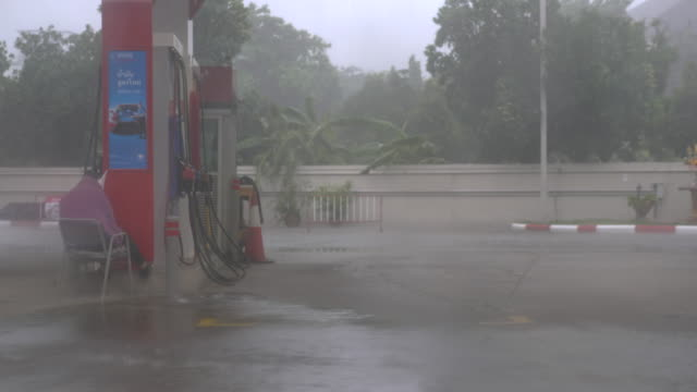 Windshield wipers work hard to wipe away water during a heavy rain Windshield wipers work hard to wipe away water during a heavy rain practice drill stock videos & royalty-free footage