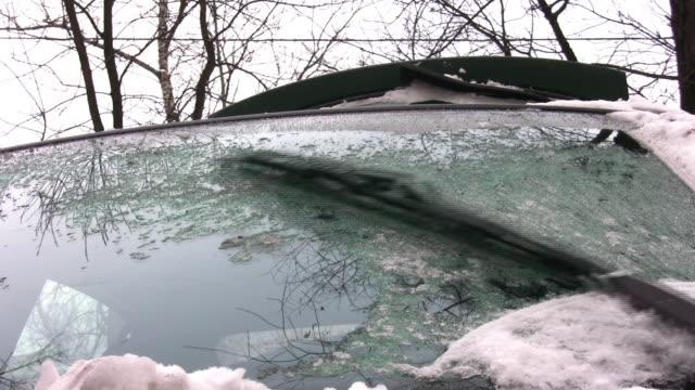 windshieldwipers winter video