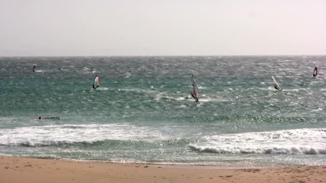 Windsurf at Cadiz video