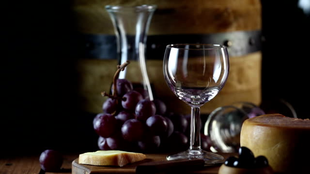 Wine and Cheese video