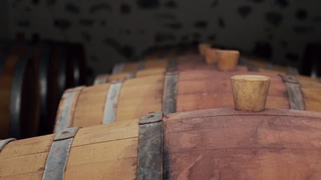 wine barrel video