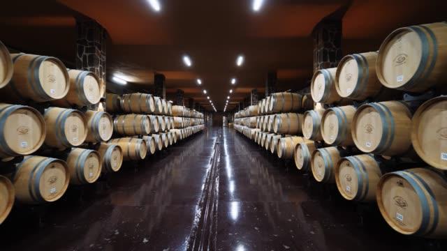 wine cellar vault