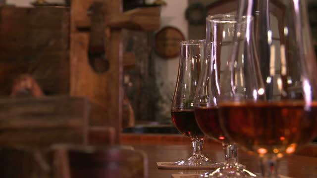 Wine storage Portugal video
