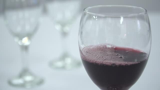 ワイン / wine - 赤ワイン点の映像素材/bロール