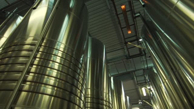 Winery-Storage Tank-languedoc vineyards