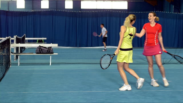 DS LS Winning A Doubles Match video