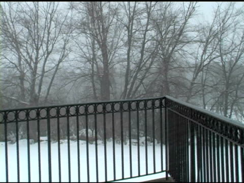 Winter Balcony 2 video
