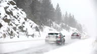 istock Winter Driving Hazardous Snow Blizzard Conditions 905299848