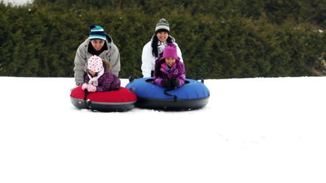 Winter Fun video