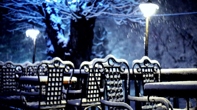 Winter idyll