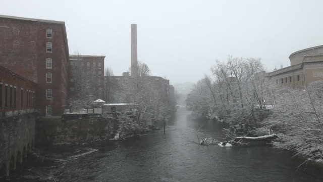 Winter in Lowell video