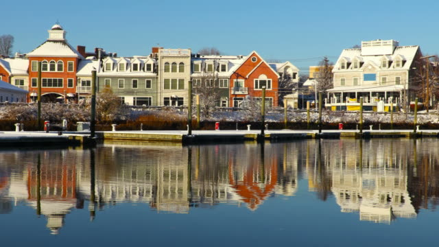 Winter in Milford Connecticut Milford is a Coterminous municipality within Coastal Connecticut and New Haven County, Connecticut, between Bridgeport, Connecticut and New Haven, Connecticut. connecticut stock videos & royalty-free footage