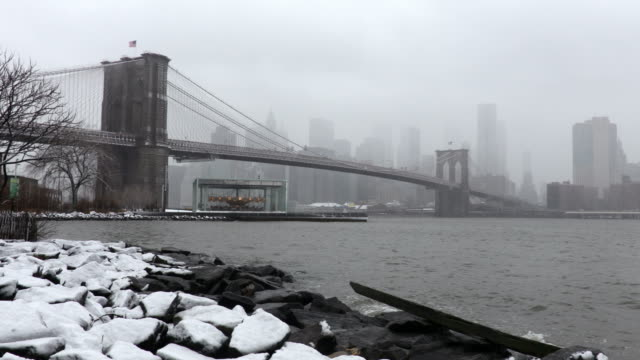 Winter in New York City video