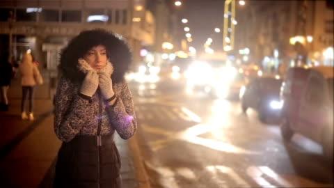 vidéos et rushes de hiver arrive! - froid