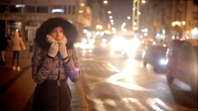 kış geliyor! - dondurulmuş stok videoları ve detay görüntü çekimi