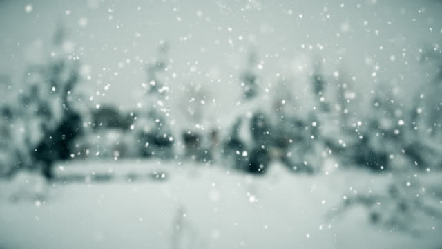 winter | loopable - snowflake background stock videos & royalty-free footage