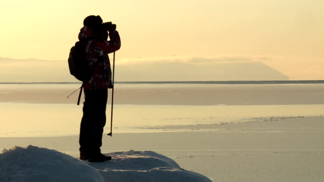 vídeos y material grabado en eventos de stock de seguimiento de invierno - viaje a antártida
