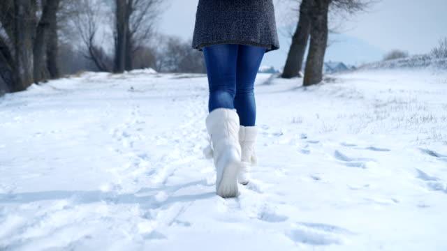 Winter gehen – Video