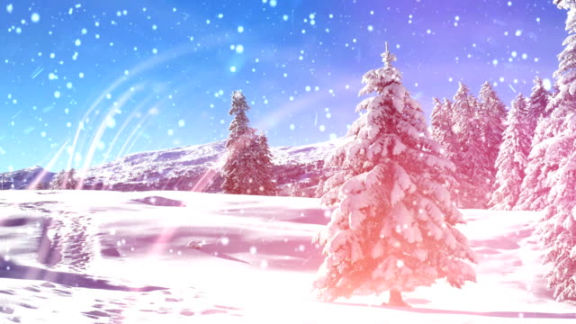 Winter Wonderland Christmas Snowing Background Stock Video & More Clips of  Beauty 872582942 | iStock - Winter Wonderland Christmas Snowing Background Stock Video & More