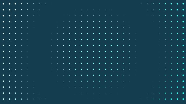 4K Wire Frame Background Design Element (loopable)
