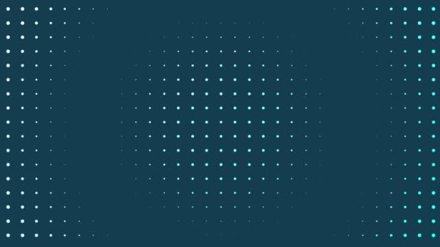 design element för 4k-trådram bakgrund (loopbar) - turkos blå bildbanksvideor och videomaterial från bakom kulisserna