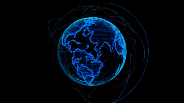 Wireframe Globe. loops seamlessly. Plexus Abstract Background, Slow Rotating Full HD Wireframe Globe. loops seamlessly. Plexus Abstract Background, Slow Rotating Full HD wire frame model stock videos & royalty-free footage